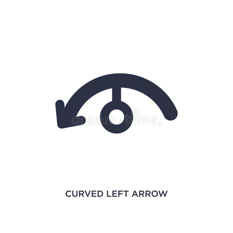 Curved Arrows Stock Illustrations – 2,480 Curved Arrows