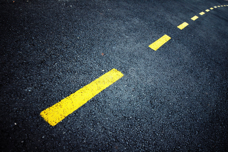 Download Curved Road Stock Photography - Image: 1051492