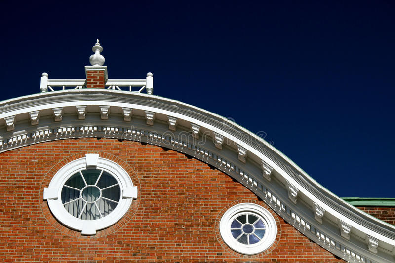 Download Curved Roof Royalty Free Stock Images - Image: 18840819