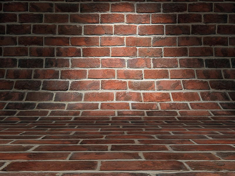 Bricks background royalty free stock photo
