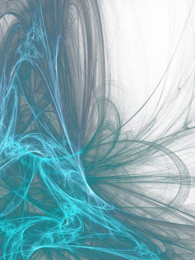 Curves. Background illustration with high detail vector illustration
