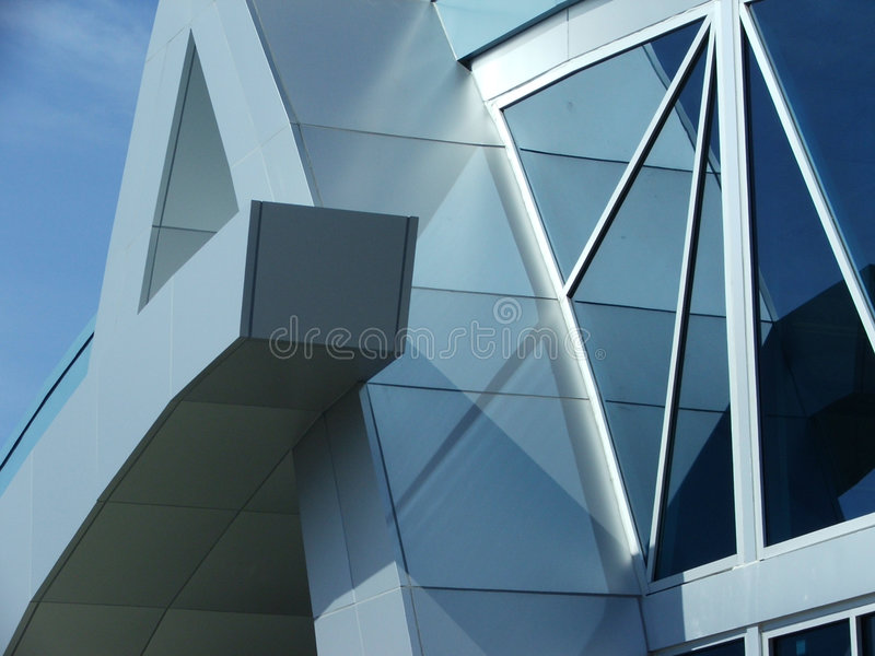Curves and Angles royalty free stock photo