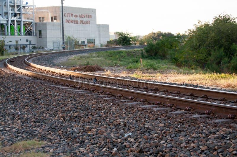 Curvo intorno alla curvatura in Austin, TX immagine stock libera da diritti
