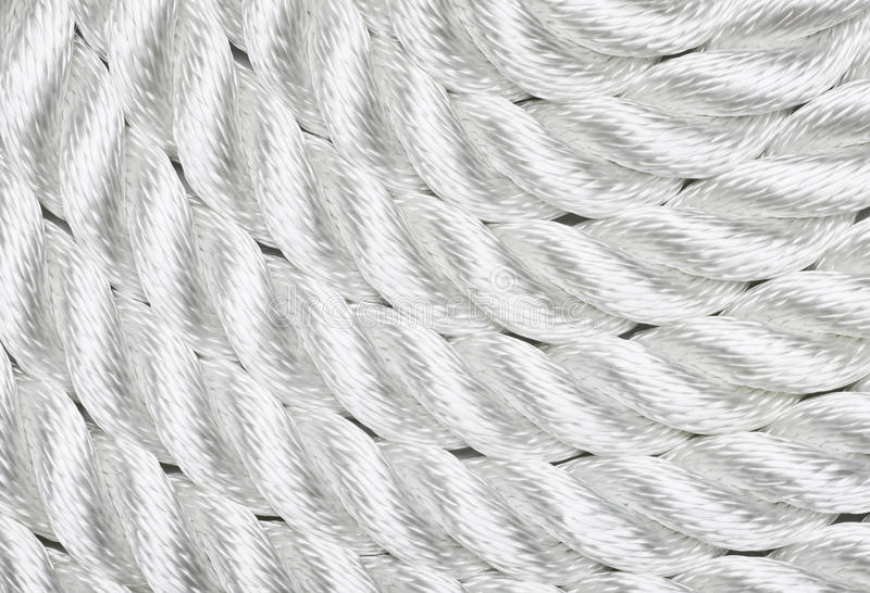 curvy σχοινί στοκ εικόνα με δικαίωμα ελεύθερης χρήσης