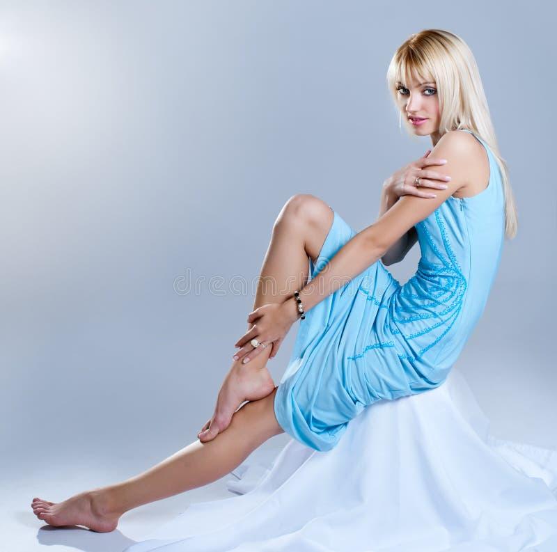 Download Curvy Blonde Stock Photo - Image: 26803290