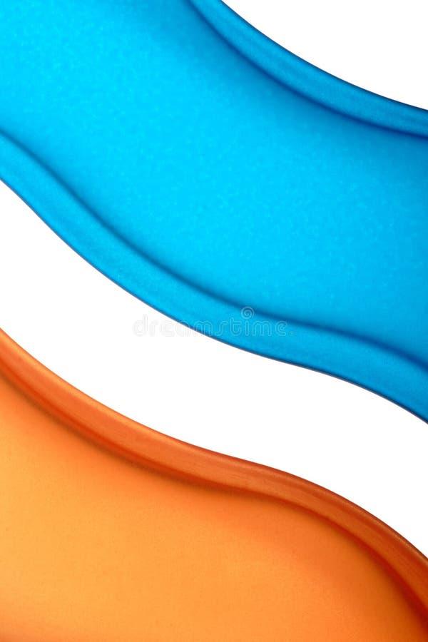 Curvy Form lizenzfreie stockfotografie