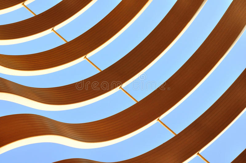 Download Curvy Graphic Abstract Pattern Stock Image - Image: 18364881