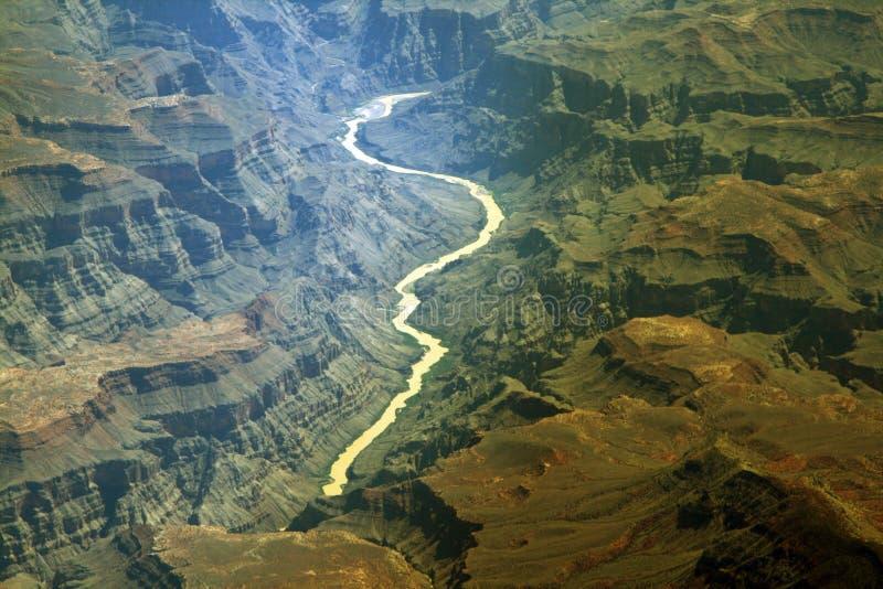 curvy kanionu rzeki zdjęcia royalty free