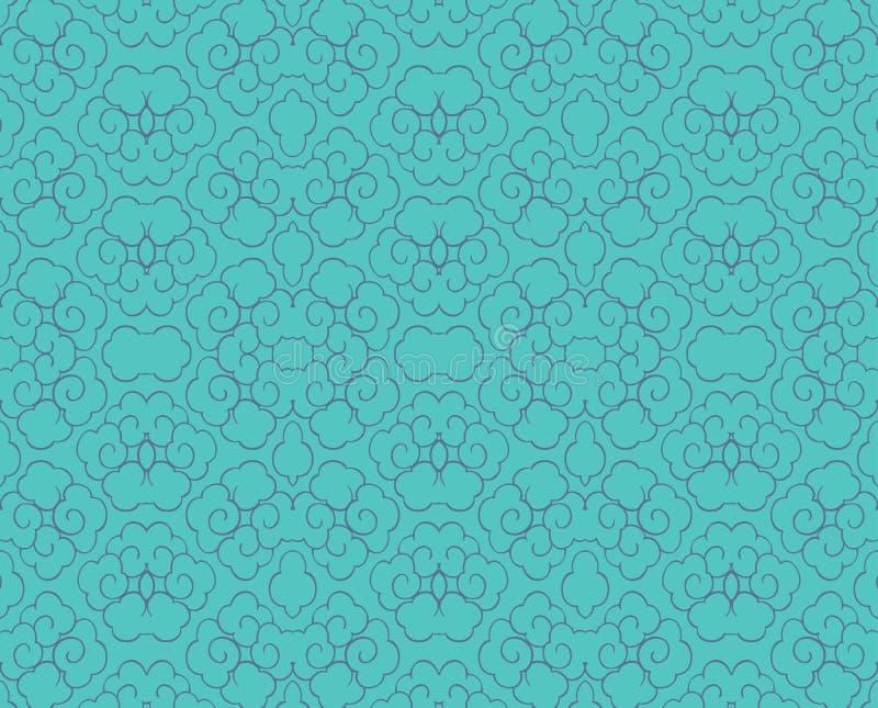 Curvy Muster vektor abbildung