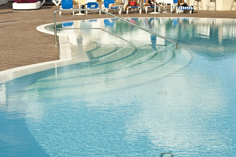 Download Curvy Poolside stock photo. Image of rays, outside, pool - 24778978