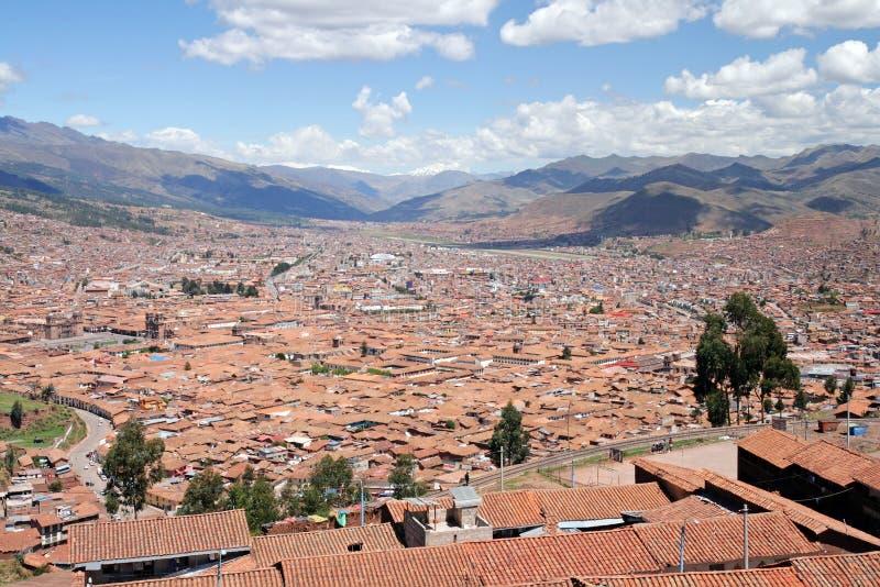 cusco Περού στοκ φωτογραφίες με δικαίωμα ελεύθερης χρήσης