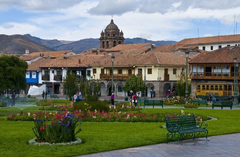 Cusco royalty-vrije stock fotografie