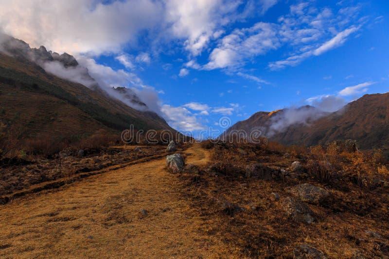 Cusco stockfoto