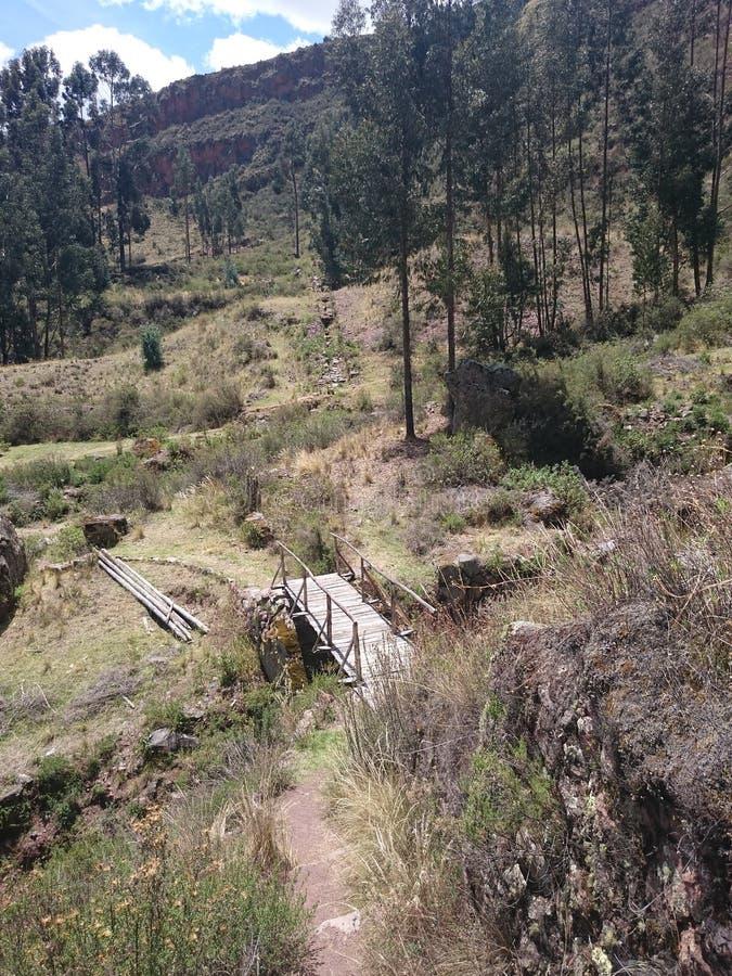 Cusco miasto najlepszy miejsce obrazy royalty free