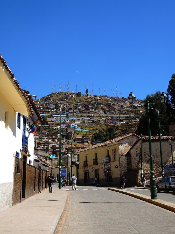 Download Cusco, Pérou photo éditorial. Image du landmark, construction - 77151641