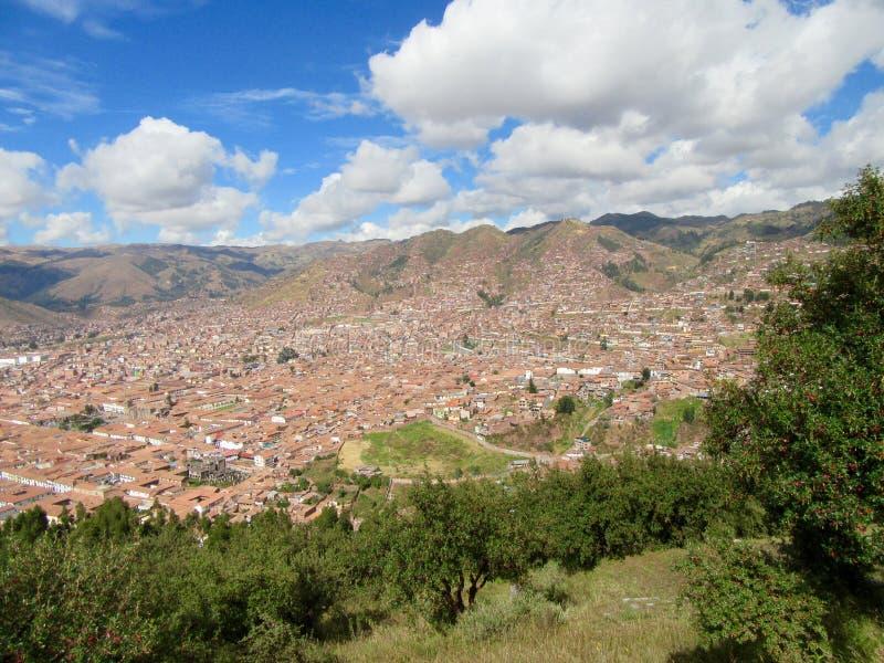 Cusco, Perù immagine stock libera da diritti