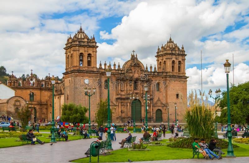 Cusco, Perù fotografia stock libera da diritti