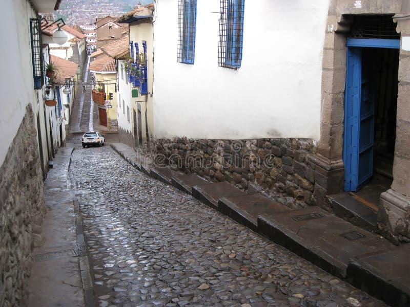 Cusco, Perù fotografie stock