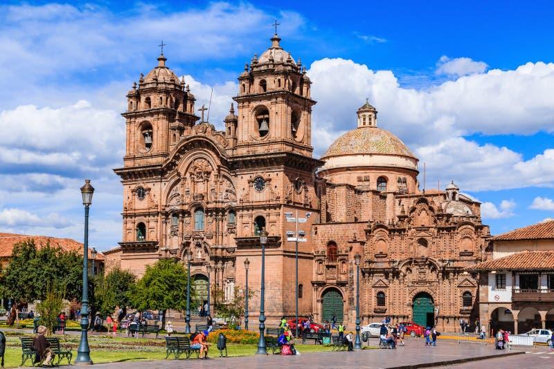 cusco Peru obrazy royalty free
