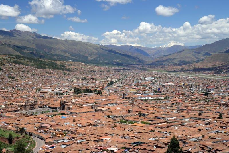 Cusco, Peru royalty free stock photography