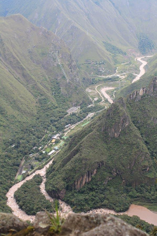 Cusco van de incasleep van Incaruïnes stock afbeelding