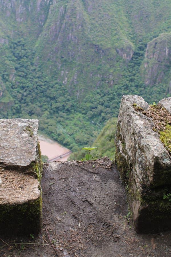 Cusco van de incasleep van Incaruïnes stock afbeeldingen