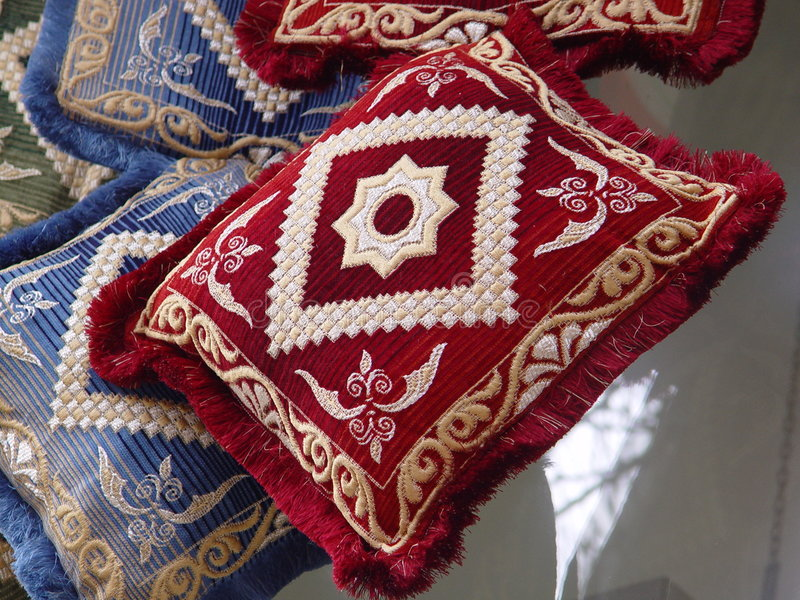 Cushion royalty free stock images