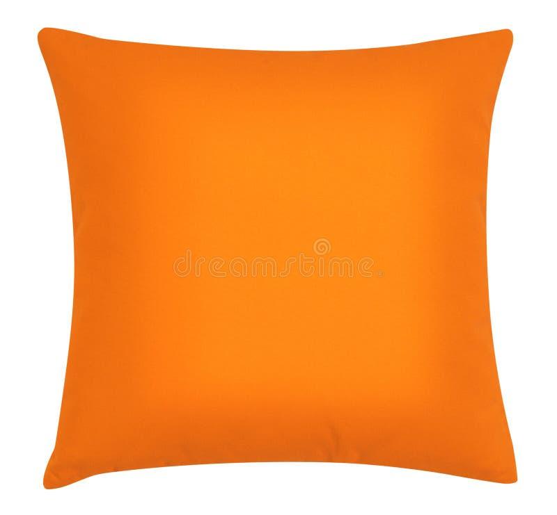 Cushion. Isolated royalty free stock image