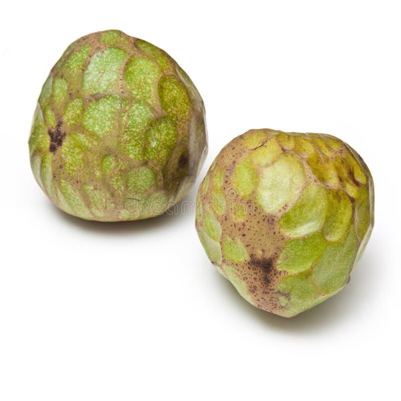 Custard Apples Stock Photo