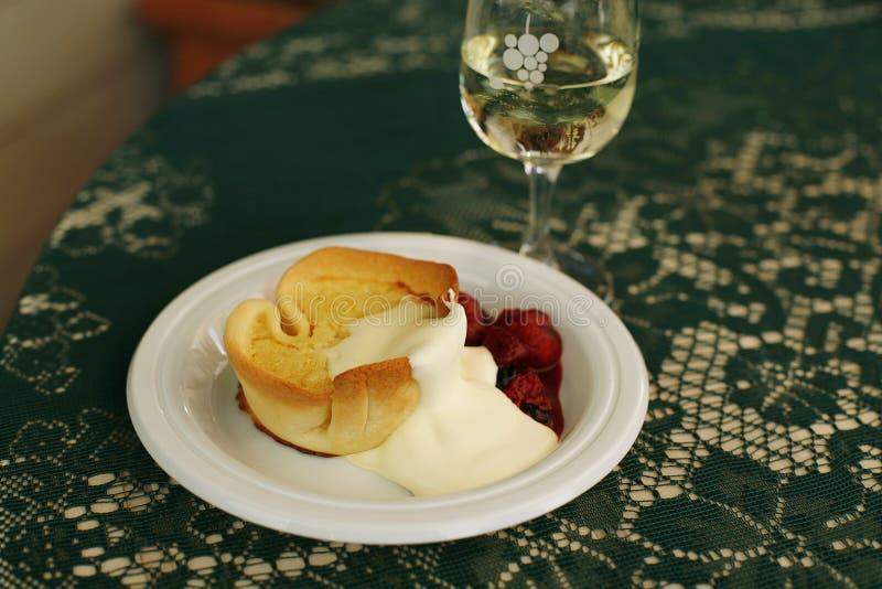Download Custard Tart stock image. Image of raspberry, food, tart - 30131271