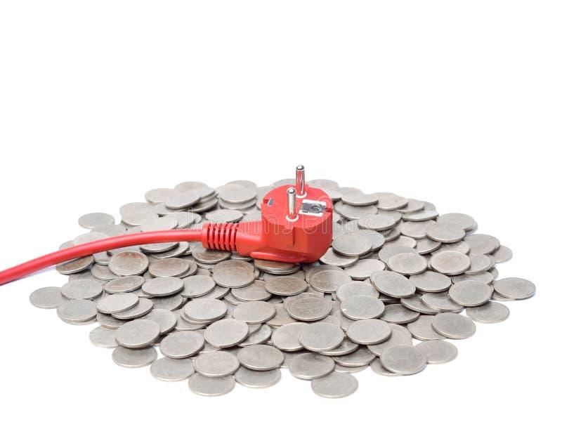 Download Custo de eletricidade caro imagem de stock. Imagem de thai - 80102107