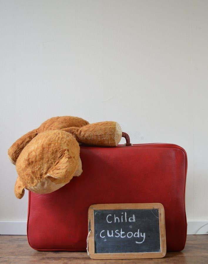 Custodia de los hijos imágenes de archivo libres de regalías