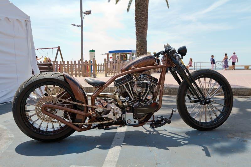 Download Custom bikes editorial photo. Image of cycles, lloret - 22454306