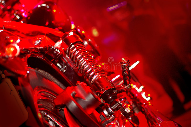 Custom Bikes 3 stock image