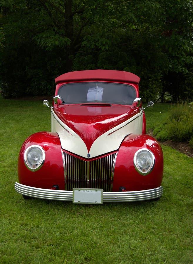 Custom car royalty free stock photos