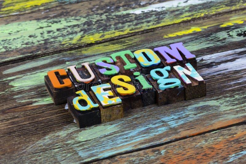 Custom design engineering layout drawing illustration vector illustration