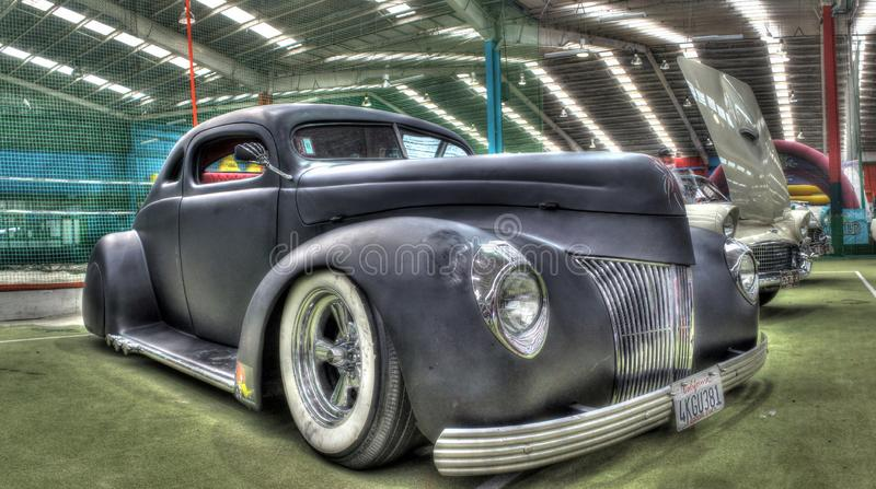 Custom Designed Vw Beetle With Swamp Cooler Editorial