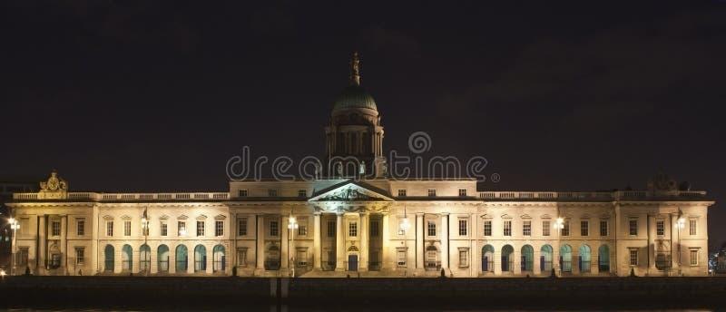 Custom house ,Dublin royalty free stock image