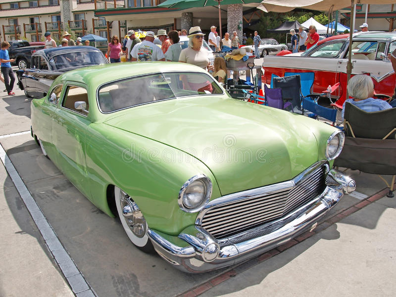 Download Custom Low Rider editorial stock image. Image of vintage - 27982504