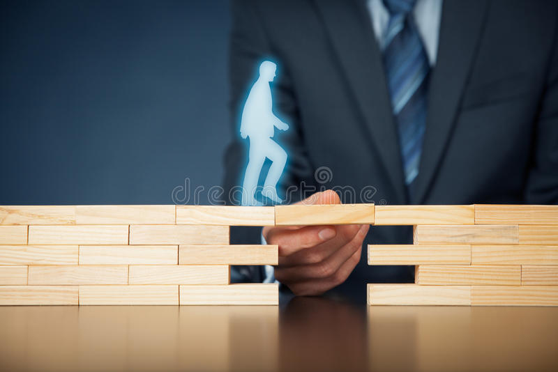 Customer care and support royalty free stock photo