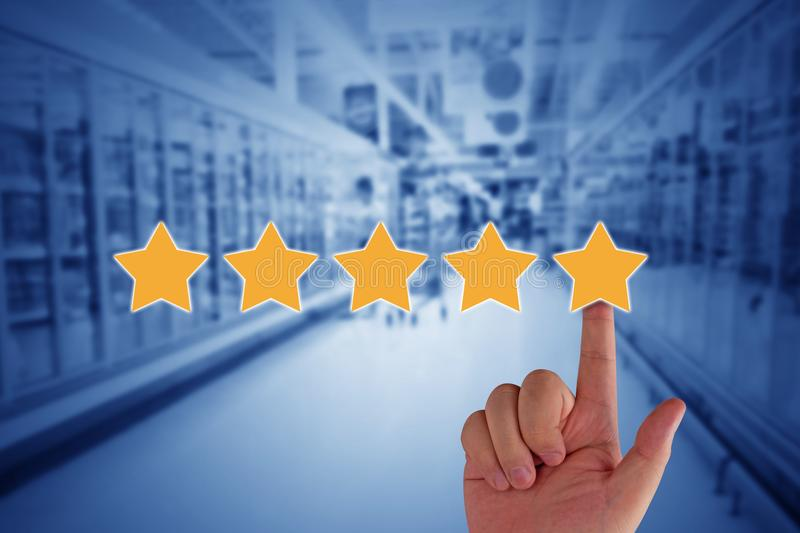 Customer Experience Concept royalty free stock photo