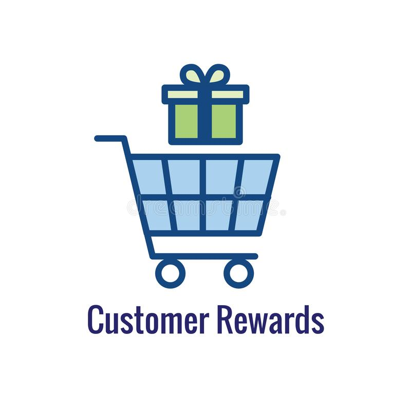 Free Customer Rewards Icon - Money Concept And Reward /  Discount Image Stock Photography - 148413602