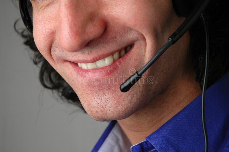 Customer service-10 stock image
