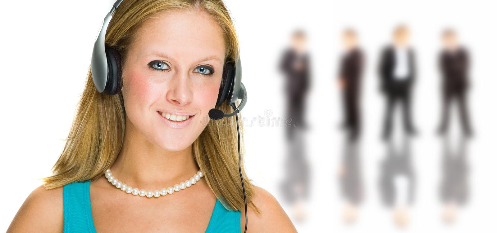 Download Customer service stock photo. Image of happy, leader, customer - 1982896