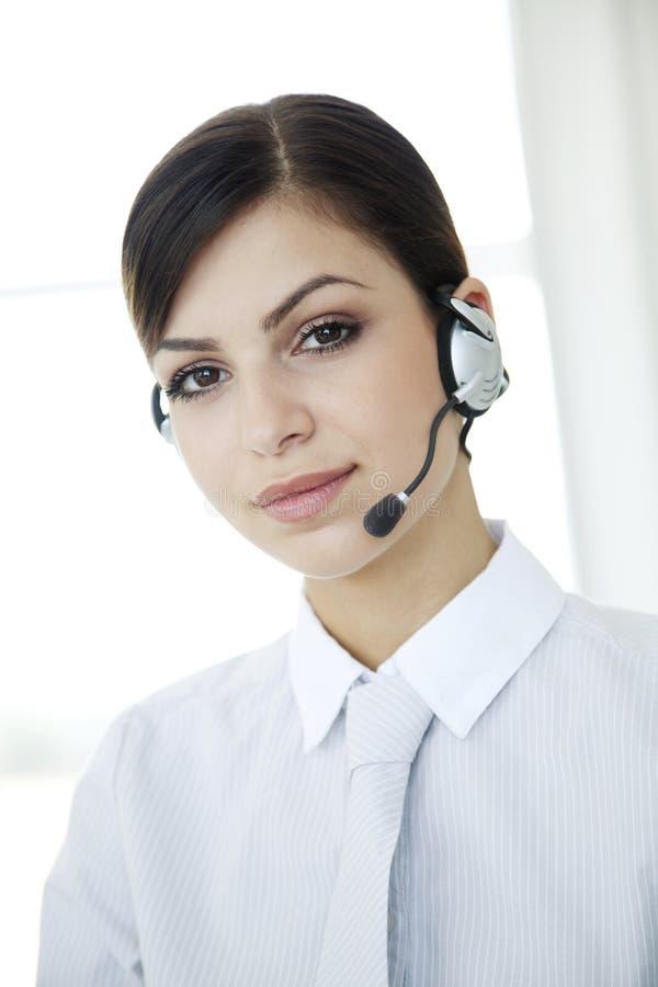 Download Customer service stock photo. Image of attractive, pretty - 21792044