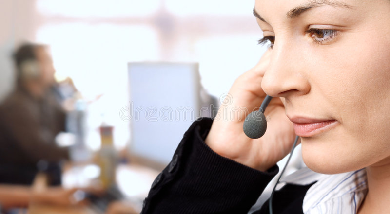 Download Customer Service Stock Photo - Image: 2344710