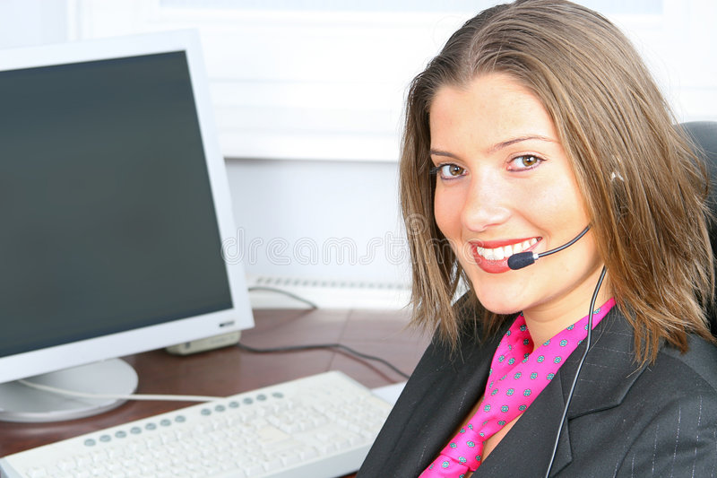 Download Customer service stock image. Image of contact, business - 4024369