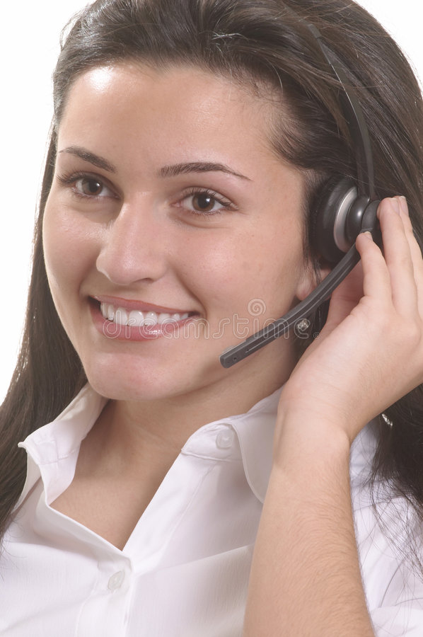 Download Customer Service Royalty Free Stock Photography - Image: 5450017