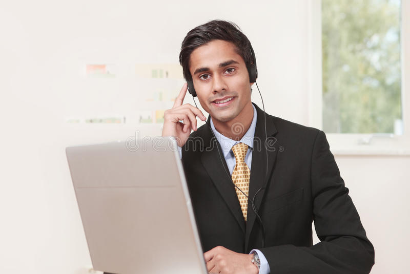 Download Customer Service Agent Royalty Free Stock Images - Image: 21425309
