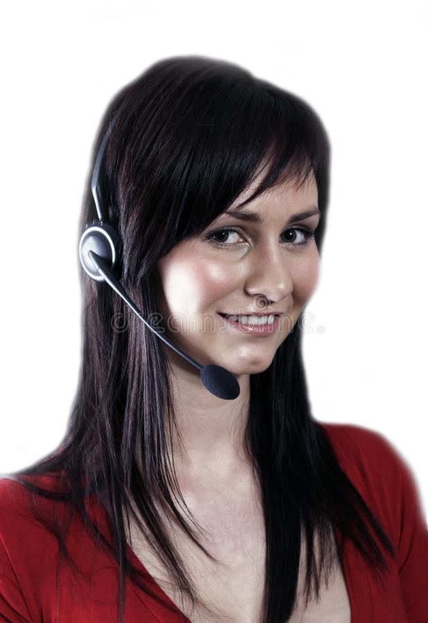 Customer Service Agent Free Stock Photography